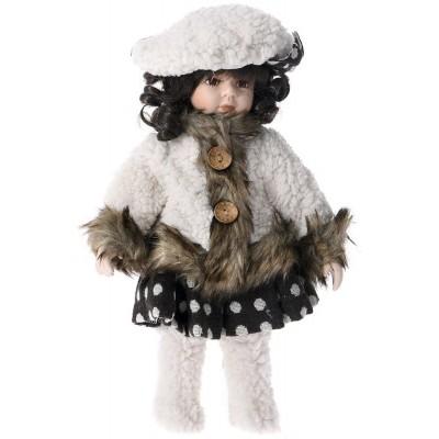 Είδη Διακόσμησης - Κούκλα Πορσελάνης 36εκ. Φιγούρες-Κούκλες Είδη Σπιτιού - saroglouhome.gr