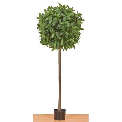 Διακοσμητικά Φυτά - Τεχνητό Φυτό Δάφνη σε Σχήμα Μπάλας 150εκ.  Φυτά Είδη Σπιτιού - saroglouhome.gr