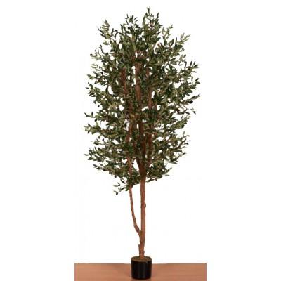 Διακοσμητικά Φυτά - Τεχνητό Φυτό Ελιά σε Σχήμα Μπάλας  180εκ. Φυτά Είδη Σπιτιού - saroglouhome.gr
