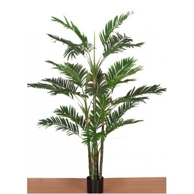 Διακοσμητικά Φυτά - Τεχνητό Φυτό Αρέκα 150εκ. Φυτά Είδη Σπιτιού - saroglouhome.gr