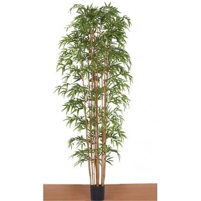 Διακοσμητικά Φυτά - Τεχνητό Φυτό Μπαμπού 240εκ. Φυτά Είδη Σπιτιού - saroglouhome.gr