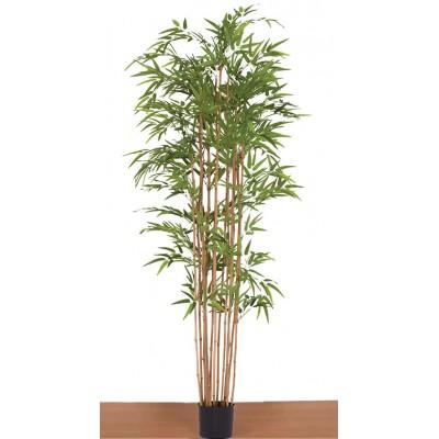 Διακοσμητικά Φυτά - Τεχνητό Φυτό Μπαμπού 180εκ. Φυτά Είδη Σπιτιού - saroglouhome.gr