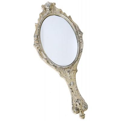 Είδη Διακόσμησης - Καθρέπτης Χειρός 12x28εκ. 63991 Καθρέπτες Είδη Σπιτιού - saroglouhome.gr