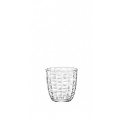 Bormioli Rocco Ποτήρι Κρασιού σετ 6τεμ 295ml MAT Ποτήρια Είδη Σπιτιού - saroglouhome.gr