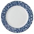 Laura Ashley Blueprint Πιάτο Ρηχό Sweet Allysum 18'' Σερβίτσια φαγητού Είδη Σπιτιού - saroglouhome.gr
