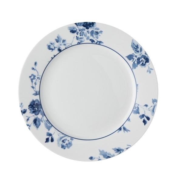 Laura Ashley Blueprint Πιάτο ρηχό 20″ China Rose Σερβίτσια φαγητού Είδη Σπιτιού - saroglouhome.gr