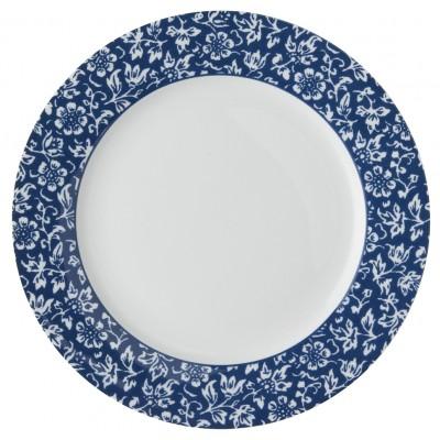 Laura Ashley Blueprint Πιάτο ρηχό 20″ Sweet Allysum Σερβίτσια φαγητού Είδη Σπιτιού - saroglouhome.gr