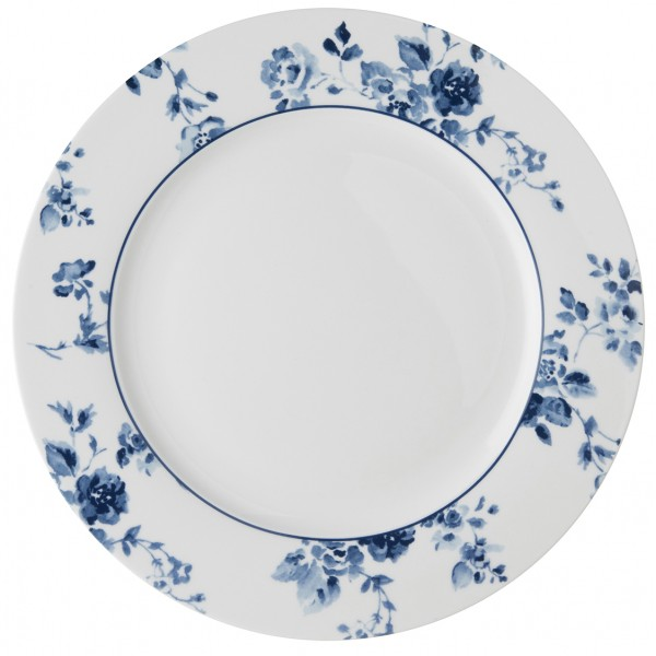 Laura Ashley Blueprint Πιατέλα China Rose 30'' Σερβίτσια φαγητού Είδη Σπιτιού - saroglouhome.gr