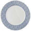 Laura Ashley Blueprint Πιατέλα Floris 30'' Σερβίτσια φαγητού Είδη Σπιτιού - saroglouhome.gr