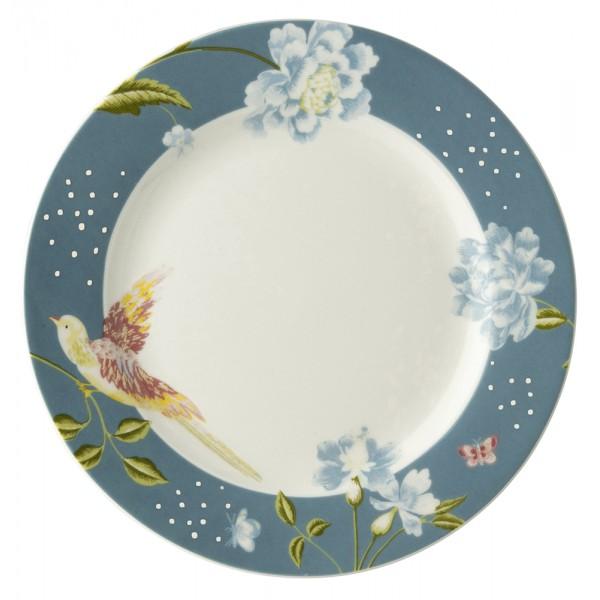 "Laura Ashley Heritage Πιάτο 18"" Seaspray Uni Σερβίτσια φαγητού Είδη Σπιτιού - saroglouhome.gr"