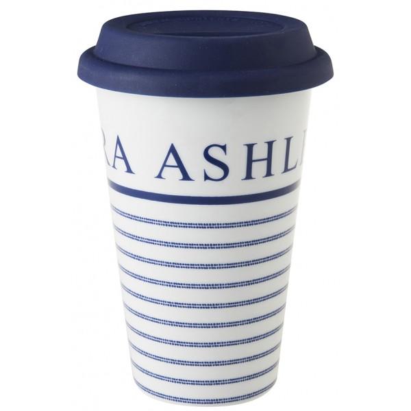 Laura Ashley Blueprint Κούπα Θερμός Candy Stripe 37cl Κούπες Είδη Σπιτιού - saroglouhome.gr