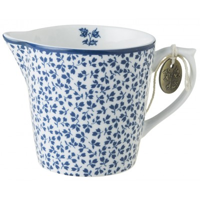 Laura Ashley Blueprint Γαλατιέρα Floris Σετ καφέ και τσαγιού Είδη Σπιτιού - saroglouhome.gr